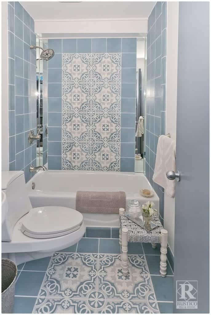 Cement Tile Photo Gallery Concrete Tiles Rustico Tile