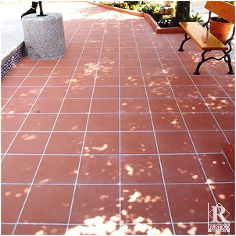 Terra Cotta Flooring Options Rustico Tile Stone